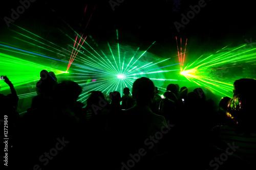 laser show #12729849