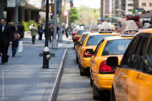 Taxi Nowy Jork