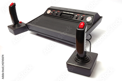 Photo  Video game console