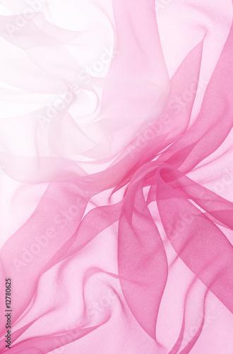 Fototapeta  pink chiffon