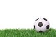 Leinwandbild Motiv Fussball
