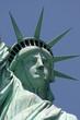 Lady Liberty Closeup