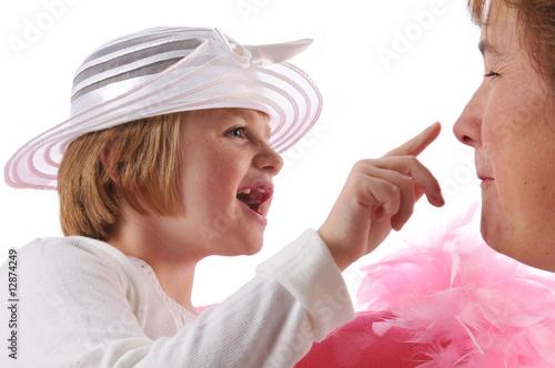 Fotografie, Obraz  Pecial needs girl