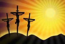 Crocifissione Di Gesù
