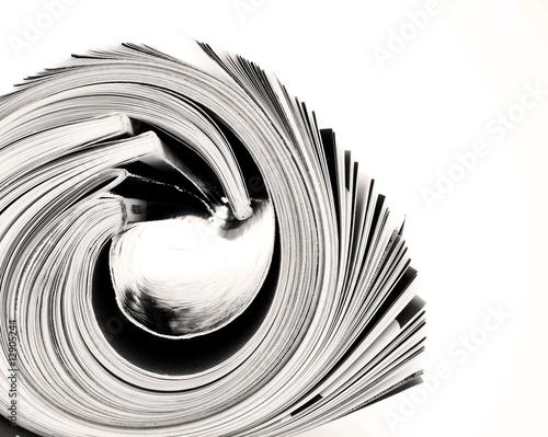 Poster Kranten magazine