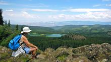 Crag Crest Trail, Grand Mesa Colorado