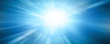 canvas print picture sun banner