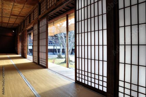 Photo  Architecture japonaise