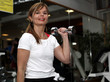 canvas print picture - Fitnesscenter