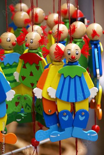 Poster Confiserie Clowns