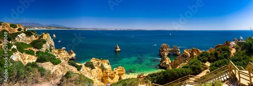 Fotografie, Obraz  Algarve, part of Portugal, travel target, verry nice
