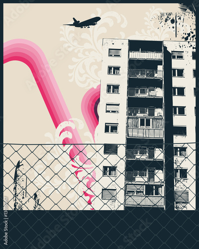 Pink City Poster #13018667