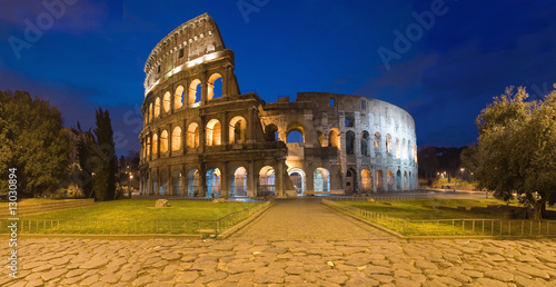 Canvas Print Colosseo, Roma