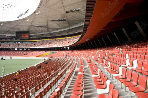 Tuinposter Stadion National Olympic Stadium