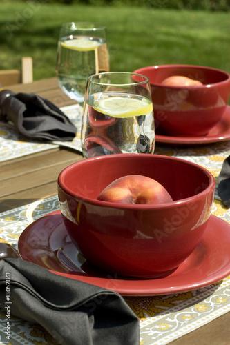 Fotografie, Tablou  Summer Tablescape