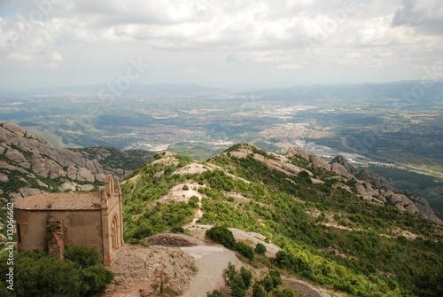 Foto op Plexiglas Cyprus Montserrat abbey
