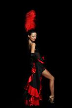 Dancer Moulin Rouge