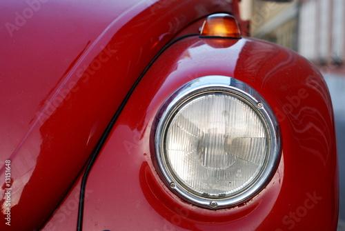 Photo  VW Volkswagen Beetle Old