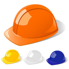 Construction Workers Hard Hat