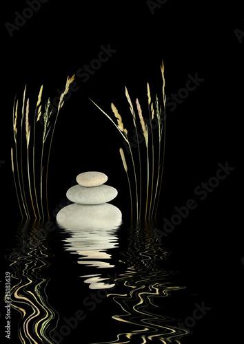 Fototapety, obrazy: Zen Silence