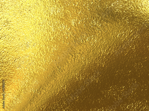 gold foil Canvas Print
