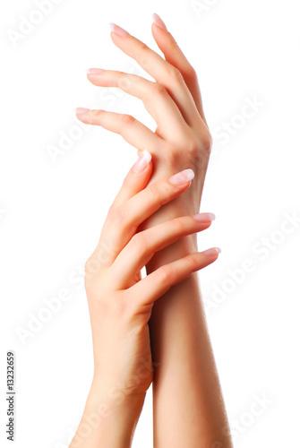 Papiers peints Manicure Beautiful hands