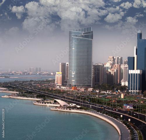 Papiers peints Abou Dabi Abu Dhabi City