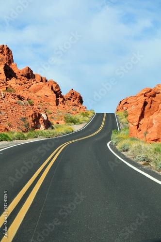 Valokuva  Road To No Where