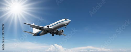 aircraft Canvas Print