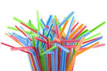 Colorful Straws.