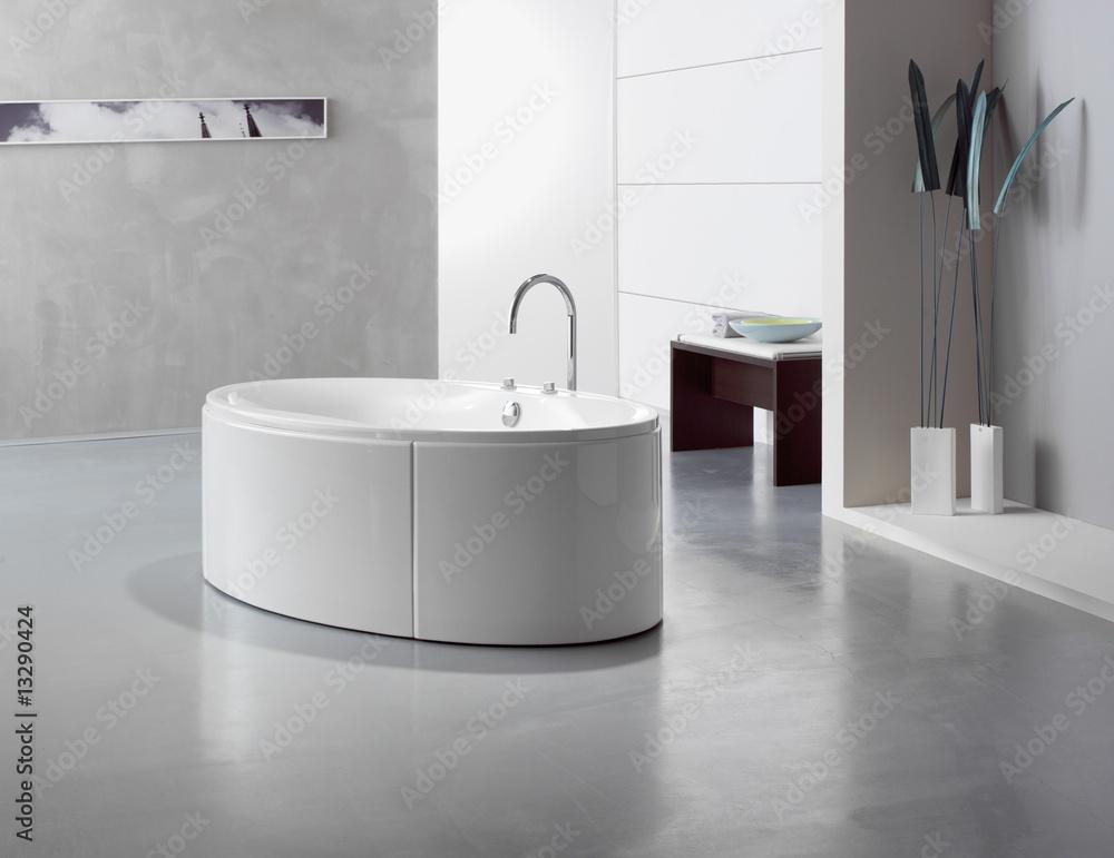 design badezimmer loft Foto, Poster, Wandbilder bei EuroPosters
