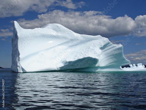 Foto op Aluminium Arctica Ice Berg in Newfoundland