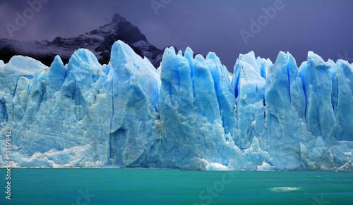 Staande foto Gletsjers Perito Moreno Glacier, Argentina