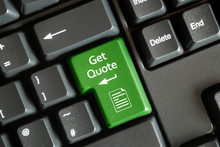 """Get Quote"" Key On Keyboard"
