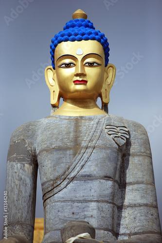 Poster Inspiration painterly buddha