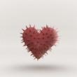 Heart Spikes