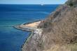 Hochuferweg auf den Dornbusch der Insel Hiddensee