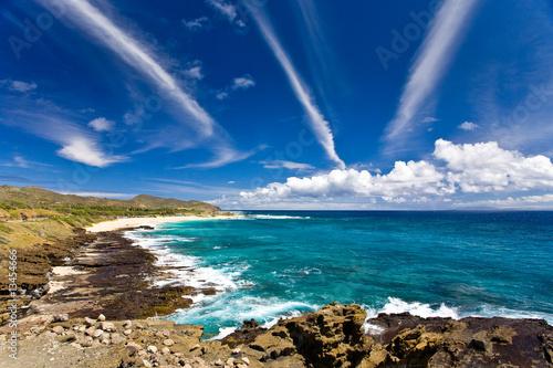 Foto-Kissen - Beach Scenic