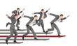 business marathon collage