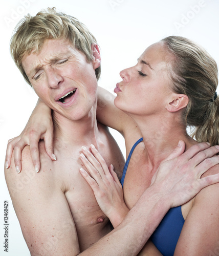 Fényképezés  femme amoureuse rejetée