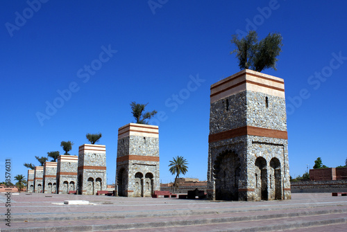 Foto op Canvas Marokko Marrakech