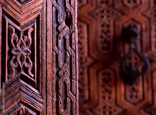 Poster Marokko Arte islamica