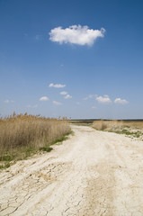 Road ir rural area
