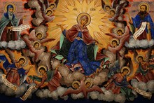 Ikone Kloster Rila / Icon Rila Monastery, Bulgaria