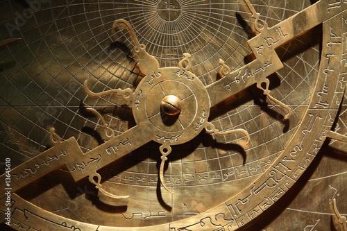 astrolabe Canvas Print