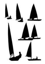 Barca Laser