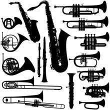 Musical Instruments - Brass