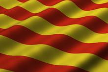 Catalunyan Flag