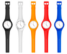 Color Wristwatch