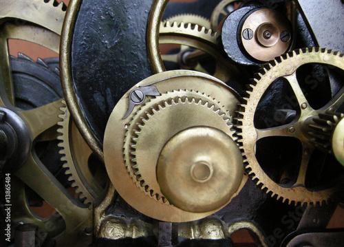 Foto op Plexiglas Motorsport horloge